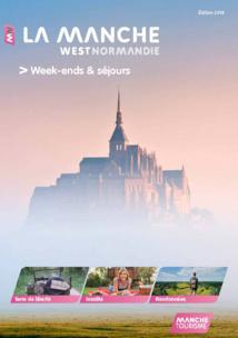 Manche Tourisme édite sa brochure week-ends et séjours 2014