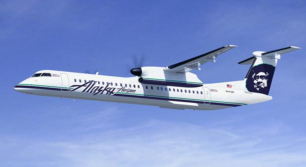 DR : Alaska Airlines