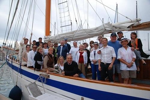 Les 13 agences américaines ont visité Marseille et sa région entre le 19 et 22 septembre 2013 - Photo DR