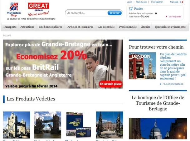 En 2005, Visit Briatin a lancé un e-shop sur son site officiel permettant d'acheter en euros des cartes pour les transports ou des billets pour des animations.