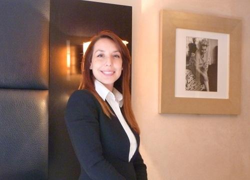 Elsa Biscaut-Abascal est la nouvelle directrice de Mon Hôtel, à Paris - Photo DR