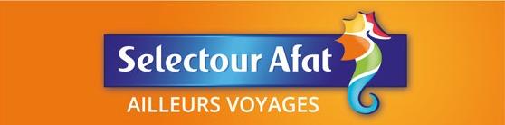 Selectour Afat Bleu Voyages adopte aussi un nouveau logo - DR