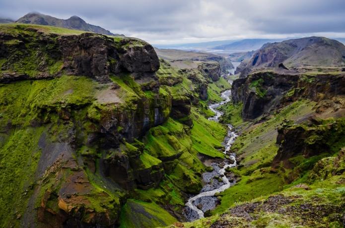 Le tourisme islandais ne s'attend pas retrouver les niveaux de cette année magique que fut 2018 où l'île avait dépassé les 2 millions d'arrivées internationales - Depositphotos.com Auteur martinm303