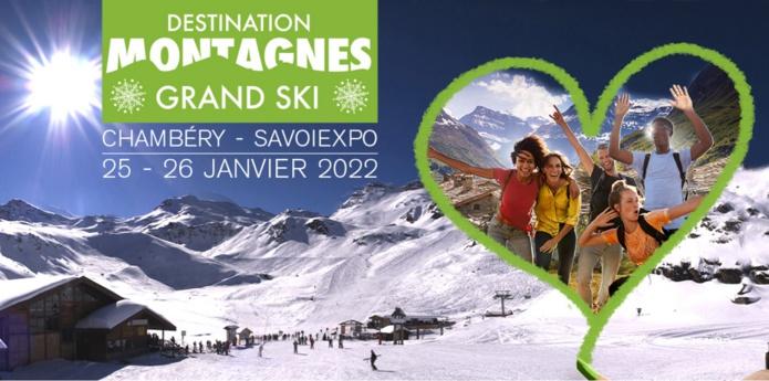 Les inscriptions pour Destination Montagnes - Grand Ski sont ouvertes aux exposants jusqu'au 15 novembre 2021 - DR : Atout France