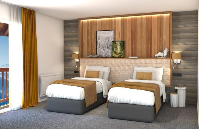ILY Hotels : première ouverture d'hôtel à la Rosière dans les Alpes - Photo ILY Hotels