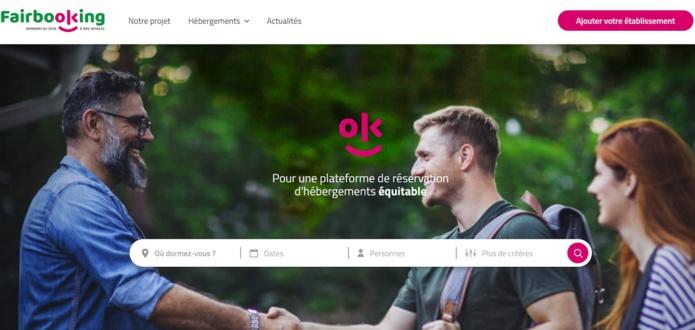 Une nouvelle plateforme et de nouveaux partenaires pour Fairbooking - DR
