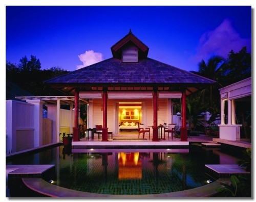 Seychelles : 6 nouvelles villas « les pieds dans l'eau » pour le Banyan Tree