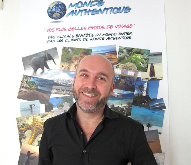Frédéric d'Hauthuille, le directeur de Monde Authentique aimerait trouver des TO partenaires pour développer de nouvelles destinations.DR