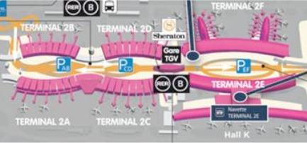 Les opérations d'Etihad Airways à CDG se feront au Terminal 2C à compter du 24 octobre 2013 - DR
