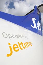 Jet Time reçoit un 1er ATR 72-600 pour le compte de SAS