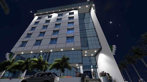 Le Radisson Blu Hotel Alger Hydra devrait ouvrir ses portes au public au premier trimestre 2015 - Photo DR