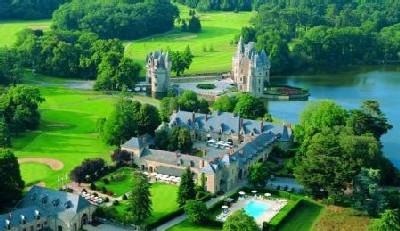 Domaine de La Bretesche : forfait spécial ''Escapade en famille''