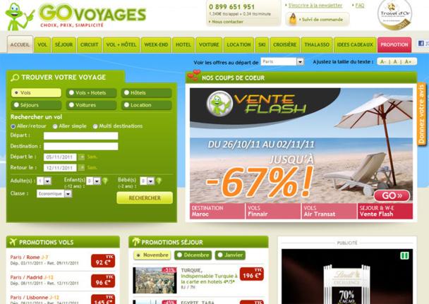 Fin du partenariat avec Selectour AFAT : GO Voyages pourrait-il laisser tomber le B2B ?