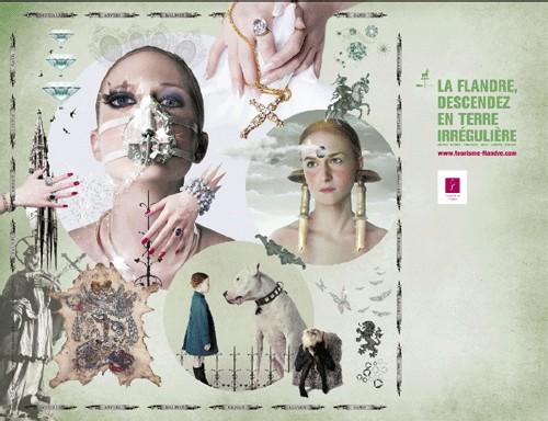 Campagne de promotion : la Flandre mise sur l'originalité