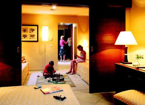Au Paladien de Sharm el Sheikh, la chambre familiale
