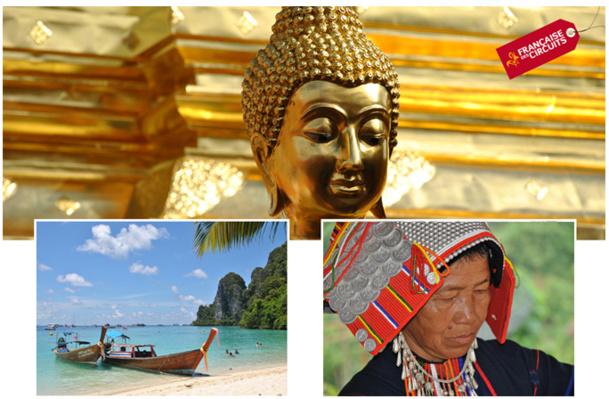 Thaïlande : La Française des Circuits offre des chèques cadeaux aux agents de voyages