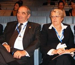 Georges Colson et Lucette Lerault