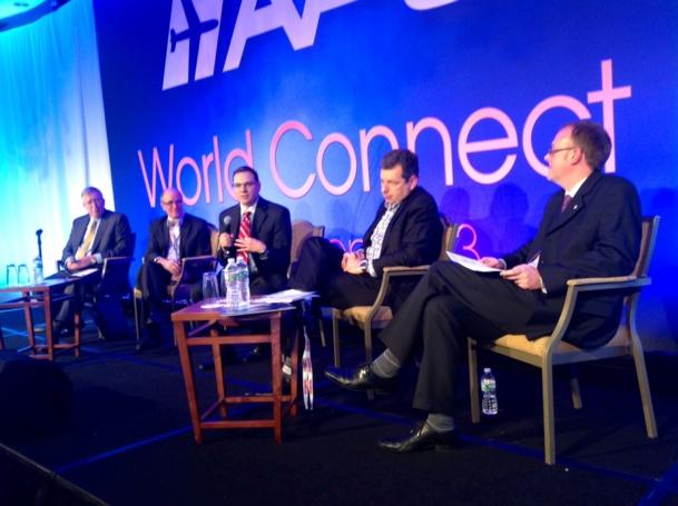 APG World Connect : le monde de l'aérien et de la distribution à Washington