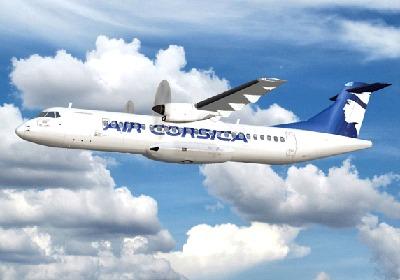 Air Corsica relie Toulouse et Ajaccio 3 fois par semaine pendant l'Hiver 2013-2014 - Photo DR