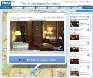 Trivop.com : premier guide hôtelier en vidéo sur Internet