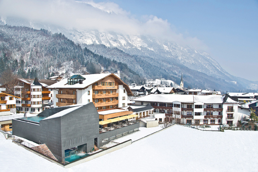 Réveillon au Tyrol à l'hôtel Schwarzbrunn****sup à partir de 173€* par nuit en formule tout compris avec activités