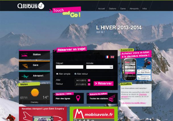 Altibus.com lance des applications mobiles pour les réservations de dernière minute
