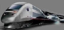 TGV : record du monde battu à 574,8km/h !