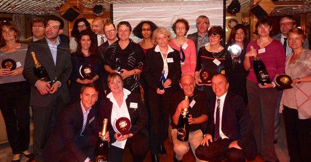 CroisiEurope récompense actuellement les agences qui ont le mieux travaillé au succès commercial du produit, avec les Croisidors - DR
