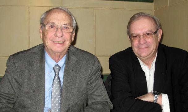 """Jean Korcia et Francis Gallo, viennent de signer un accord-cadre avec Amadeus, permettant ainsi à tous les adhérents de bénéficier du produit """"Touchless"""""""