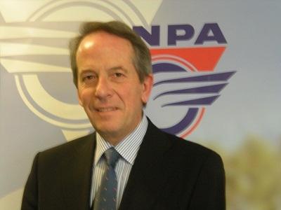 André Gallin est de nouveau élu à la tête de la Branche Loueurs du CNPA - Photo DR