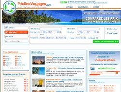PrixDesVoyages.com lance HoyMeVoy.com en Espagne