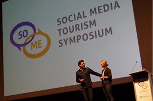 Webmarketing : la Côte d'Azur candidate pour l'accueil du symposium SoMeT14EU