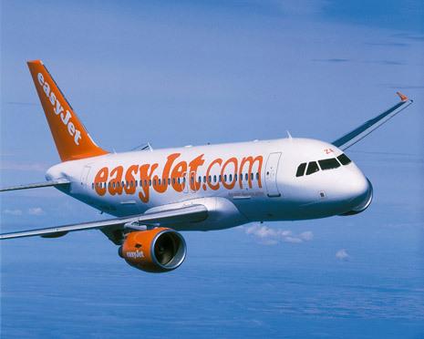 Easyjet : sur un an, le taux de remplissage a augmenté de 0,6 point à 89,3% et le nombre de passagers de 4% à 60,8 millions. - DR