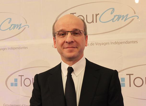 Après Marrakech l'an dernier, Richard Vainopoulos, le Président à vie de TourCom organise son congrès à… Genève, une fois de plus - DR : A.B.