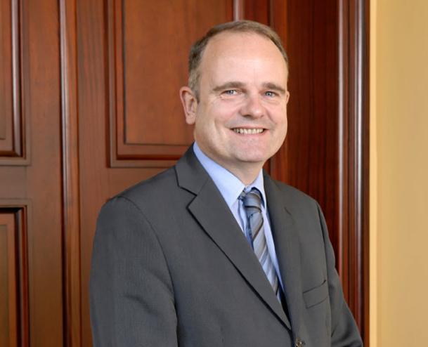 André Decoutère, le directeur des ressources humaines de Lucien Barrière Hôtels et Casinos. DR