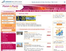 Plaisir de Partir en forte hausse au premier trimestre 2007
