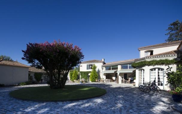 Le Domaine de Larchey est un hôtel 3 étoiles depuis septembre 2013 - Photo DR