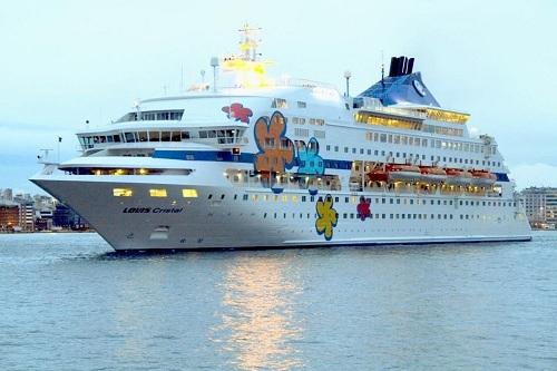 Le Louis Cristal est parti de Grèce dimanche 24 novembre 2013 - Photo DR