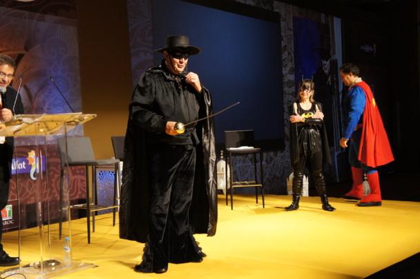 Zorro : Patrick Abisset