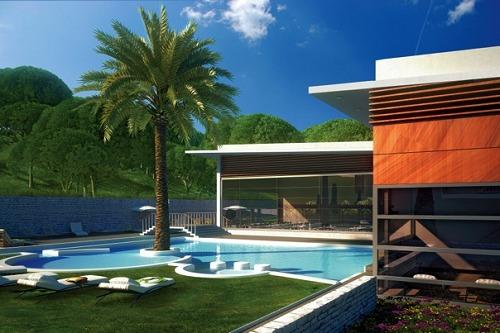 La nouvelle résidence 4* de mmv aux portes du Pont du Gard ouvrira pour l'été 201 - DR