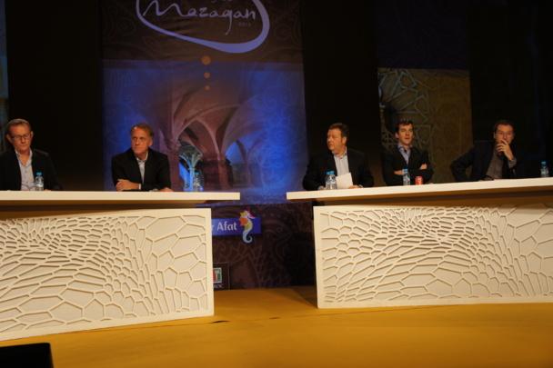 """Live Selectour Afat : """"nous n'avons pas assez de rencontres formelles professionnelles"""", P de Izaguirre"""