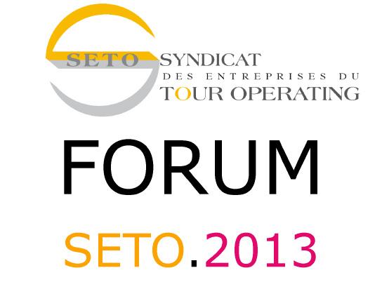 Forum du SETO : demandez le programme !