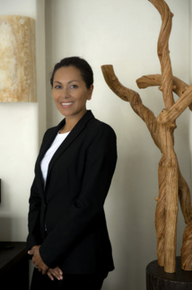 Jocelyn Pederson, Spa manager du Six Senses Spa, The Alpina Gstaad. ©DR