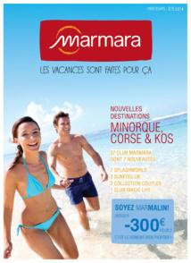 Pour l'été 2014, Marmara proposera 37 Clubs - DR