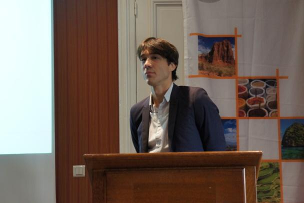 Thomas Steinbrecher, Directeur du pôle voyage Google France - Photo CE