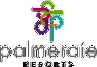Nouveau logo de Palmeraie Resort - DR