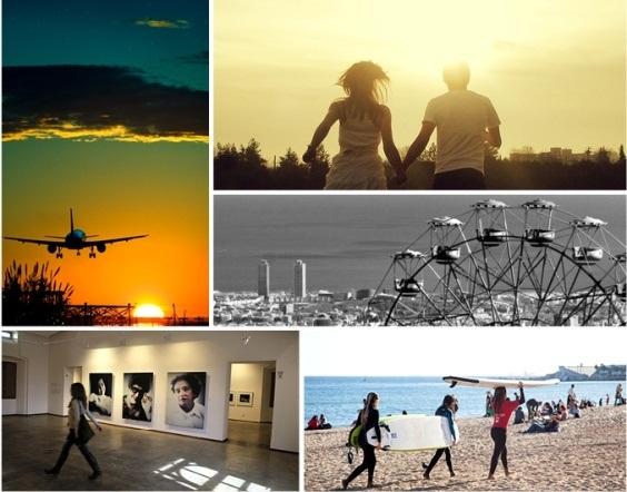 Trip4real permet aux touristes de découvrir une ville espagnole par le biais d'activités créées par les habitants - Capture décran