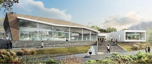 La nouvelle station thermale de Berthemont sera livrée en 2016 - DR