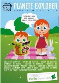 Passeport Planète Explorer : le Puy-de-Dôme met les enfants à l'honneur