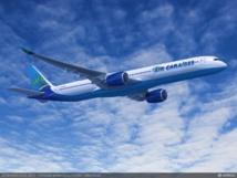 Air Caraïbes a conclu l'achat de trois Airbus A 350-1000. DR
